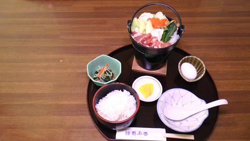 鍋定食(500)